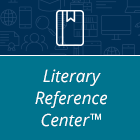 Square Icon Logo for the Literary Reference Center