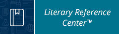 Horizontal Icon Logo for the Literary Reference Center
